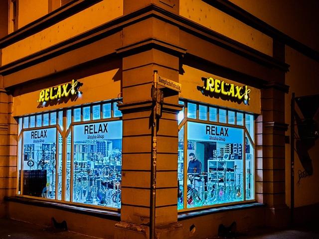 Relax-3D-Leuchtbuchstaben-Trier
